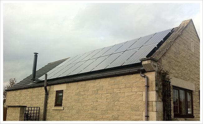 Solar Panel installation in Barnsley