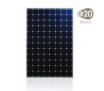 Sunpower Sunpower E Series 327W System