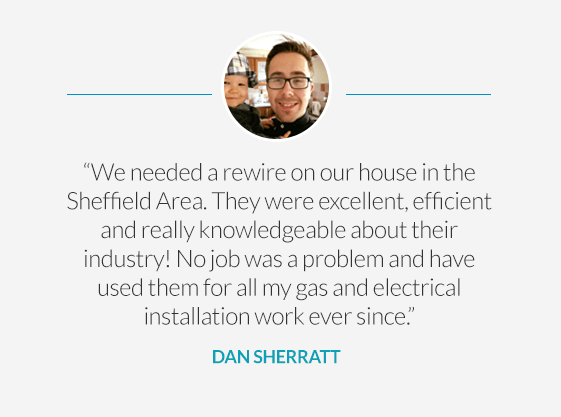 Electrician and Gas Installers in Sheffield