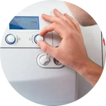 Gas Safe boiler installation