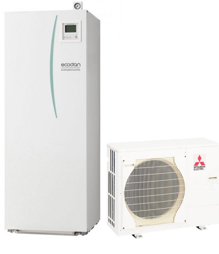 Air Source Heat pump and Ground source heat pump