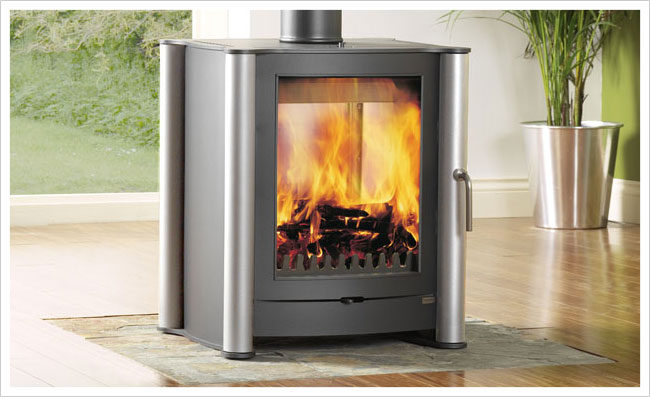 Woodburners and Log fires in Chesterfield