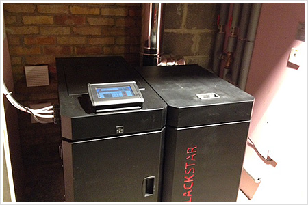 Biomass boiler sheffield