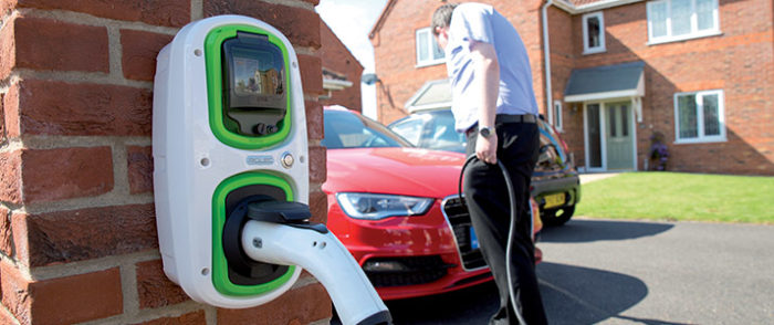 Rolec Electric Vehicle Charge Point