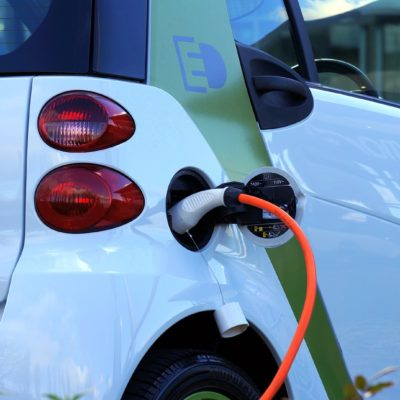 EV charger for the home